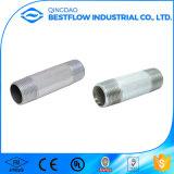 Galvanisierte Stahlzylinder-Nippel