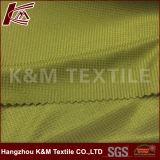 Tissu 100% de tricotage de trame de suède de polyester pour le T-shirt