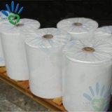 Tissu non-tissé hydrophile de matière première de couche-culotte de bébé