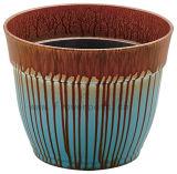 光沢がある終わりの装飾の植木鉢(KD9441-KD9443)
