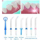 Dente UV che imbianca il dente della macchina che imbianca l'acqua Flosser del prodotto