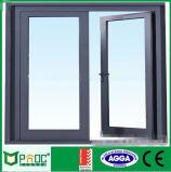 유리제 문 및 알루미늄 여닫이 창 문