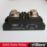 Relais d'état solide de classe industrielle AC / AC 290A, SSR AC, SSR-AA290