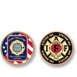 昇進のための火の部門の硬貨