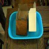 Caixa de papel impermeável ---- (RBD-300um) dobro de papel mineral rico de papel de pedra revestido