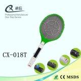 Swatter autoalimentato solare popolare dell'assassino della mosca della zanzara, errore di programma ricaricabile Zapper, fabbrica Outdoor&Indoor dell'insetto della Cina
