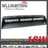 Indicatore luminoso d'avvertimento Emergency del parabrezza della piattaforma del precipitare del LED