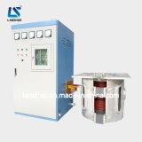 Plc-esteuerte Mittelfrequenzinduktions-schmelzender Aluminiumofen und Maschine