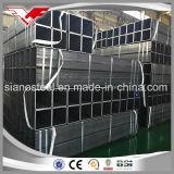 構築の建築材料のための黒い正方形の管の長方形の正方形の管のAs1163標準