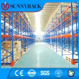 Hochleistungsladeplatten-Racking für industrielles Lager