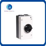 PV Soalr専用4p 32A DCのアイソレータースイッチ