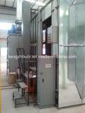 Linha de pintura nova do equipamento da máquina de revestimento do pó do Sell quente para portas