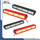 건축, EMS (LED63 시리즈)를 위한 경고 두 배 석쇠 방향 Lightbars
