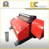 Máquina de rolamento da placa da tubulação de exaustão do carro pela energia hidráulica