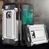 Cubierta de la caja de los accesorios del teléfono móvil para la armadura del iPhone 7 resistente