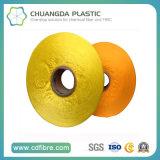900d黄色およびオレンジPPはマルチフィラメントヤーンを混ぜる