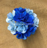 Colorear la flor de madera hecha a mano mezclada de Sola para la decoración (SFA43)