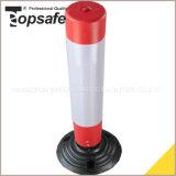 80cm flexibler Plastikverkehrs-warnender Pfosten (S-1405-80)
