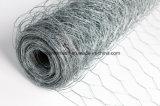 Горячее окунутое гальванизированное шестиугольное плетение ячеистой сети с высоким качеством