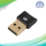 De draagbare MiniDongle van Bluetooth USB van de Adapter USB Bluetooth V4.0
