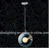 熱い! 現代デザインゆとりのCe/SAAの証明書が付いている円形のガラスペンダント灯の装飾
