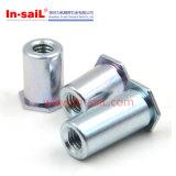 Suporte isolador de rebitamento do auto do aço inoxidável/aço do alumínio/carbono