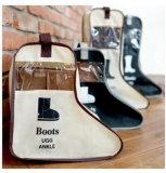 جزمة حقيبة [دوست بغ] حقيبة حقيبة يمهّد حذاء بصريّة أحذية تغطية