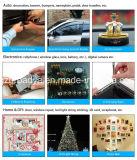 電子工学および電気企業(BY6967LG)のためのD/Sポリエステル粘着テープ