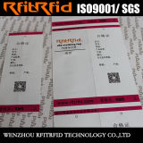 在庫管理システムのための外国人NXP ImpinjチップRewritable RFID受動の札