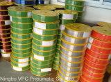 Boyau de polyuréthane, ligne de frein à air, boyau d'unité centrale de boyau de PE de boyau de PA
