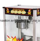 El Ce de Eton aprobó el fabricante de 8 onzas Popporn, palomitas que hacían la máquina, máquina de las palomitas con el crisol del Teflon (ET-POP6E-B)