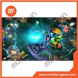 Máquina de jogo de jogo da arcada dos peixes do ataque dos estrangeiros/da tabela jogo da pesca