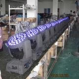 36X10W LEDのセリウムRoHSが付いている移動ヘッド洗浄ライト