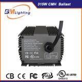 IR 원격 제어 CMH로 증가하는 플랜트를 위한 발광 다이오드 표시 315W CMH 전자 밸러스트를 가진 315W CMH 디지털 밸러스트는 빛을 증가한다