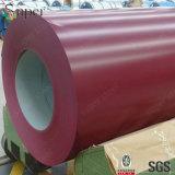 Baumaterial-Rohstoff PET strich Zink beschichteten galvanisierten Stahlring an