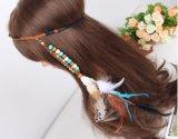 Joyería del pelo de la venda de los accesorios del pelo de las mujeres de los accesorios del pelo (F-7)