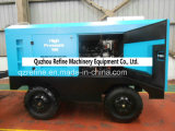 Compresor de aire diesel remolcable del tornillo de Kaishan LGCY-15/13A para la perforación