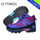 Безопасность женщин напольная Hiking ботинки с резиновый подошвой