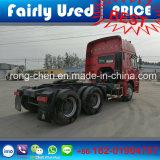 LHD/Rhd 375HPによって使用される6X4 Sinotruk HOWOのトラクターのトラック