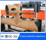 Cortador de tres ejes del CNC del tubo de Nakeen