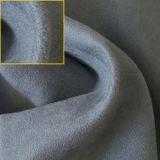 Замша Microfiber с составной сеткой для ткани софы