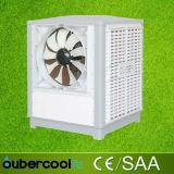 Para baixo refrigerador de ar evaporativo da descarga com preço plástico novo de 100% baixo (FAD25-IQ)