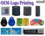 500 двери кнопочной панели RFID металла удостоверения личности Em потребителя 125kHz регулятор доступа водоустойчивой автономный (SAC105)