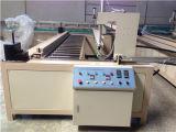 Machine de découpage de dépliement de panneau de plastique automatique de refroidissement à l'air