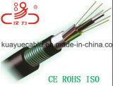 Оптически кабель GYTA53/кабель компьютера/кабель данных/кабель связи/тональнозвуковые кабель/разъем