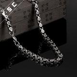 Collana punk dell'acciaio inossidabile di stile della catena dell'automobile di modo per l'uomo