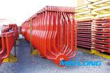 Tubo de caldera inconsútil del acero de aleación de ASME SA209