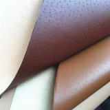 0.7mm Non Leather Back PU Leather para sapatos forro Hx-L1703