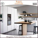 Porta de gabinete da cozinha da laca da alta qualidade de N&L