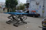 Hydraulische Auto-Hebevorrichtung für den Gummireifen nach Verkaufs-System
